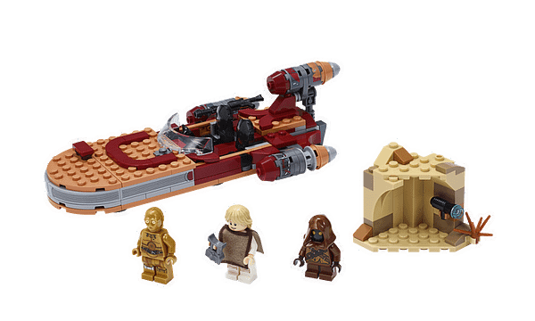 LEGO Star Wars SDCC Exclusive Sets Revealed