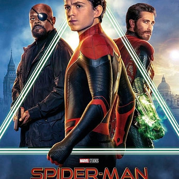 International Character Posters for 'Spider-Man: Far From Home'