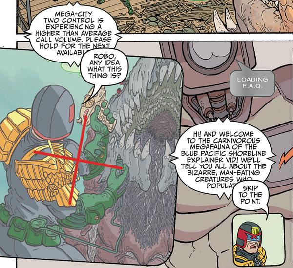 Judge Dredd Mega-City Two #3