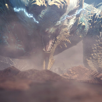 """Monster Hunter World: Iceborne"" Receives Fan-Favorite Zinogre"