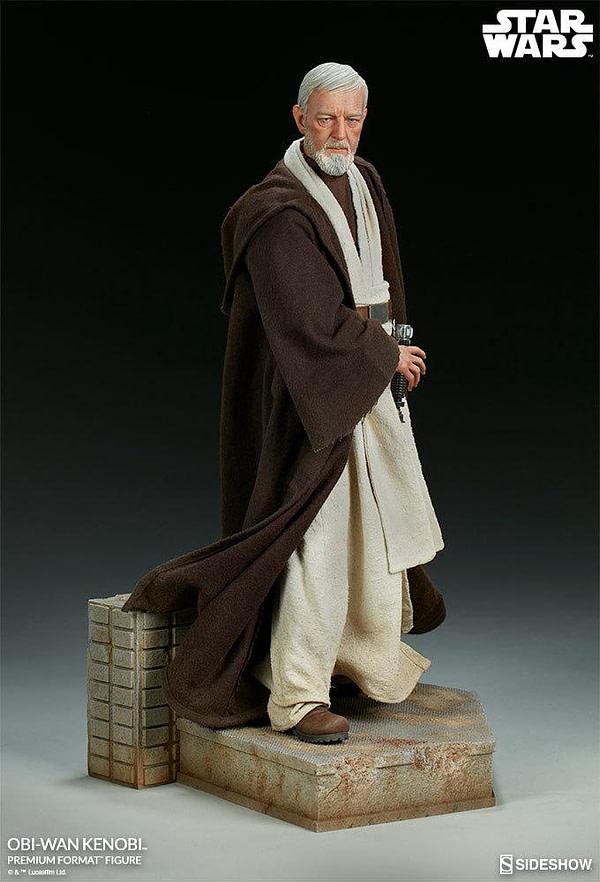 Sideshow Collectibles Star Wars Obi- Wan Kenobi Premium Format Figure 1