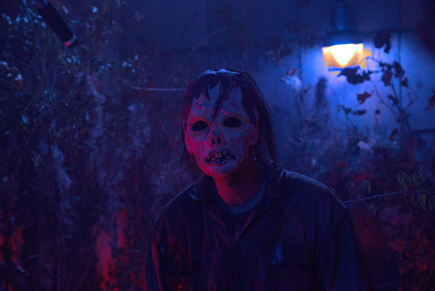 """""""Haunt"""" Successfully Delivers Haunted House Horrors"""