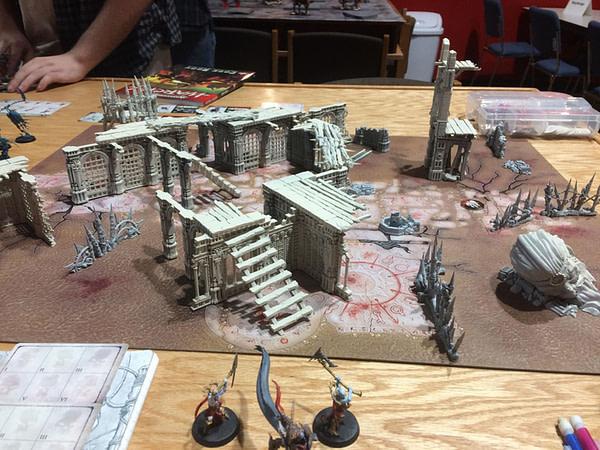 "Bleeding Cool reviews Games Workshop's ""Warcry"""