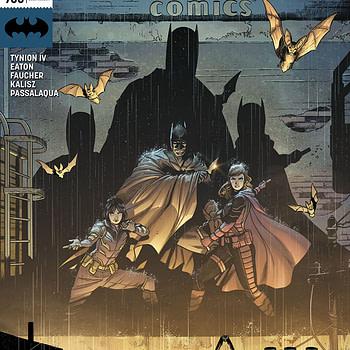 Batman: Detective Comics #980 cover by Alvaro Martinez, Raul Fernandez, and Brad Anderson