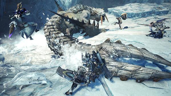 """Monster Hunter World: Iceborne"" Has Finally Been Added To PC"
