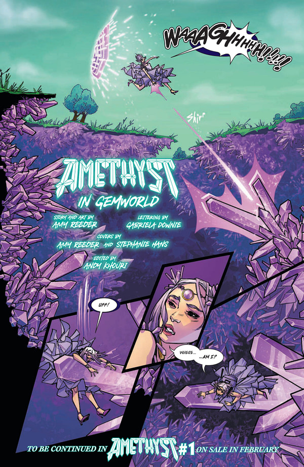 Amethyst #1