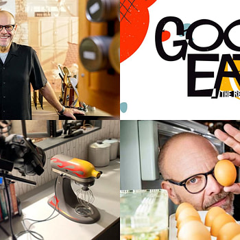 "Alton Brown's ""Good Eats"" to Return and the World is Right Again"