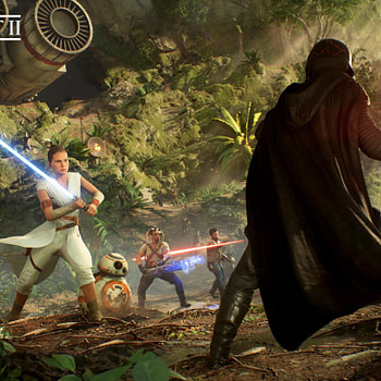 "Check Out ""The Rise Of Skywalker"" Content In ""Star Wars: Battlefront 2"""