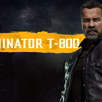 "The Terminator Makes His Glorious Appearance In ""Mortal Kombat 11"""