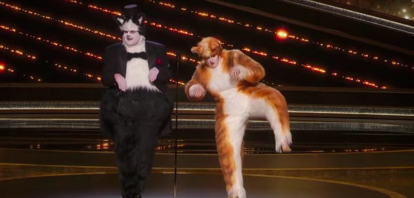'Cats' Vs the VFX Industry as Oscars Joke Goes Wrong