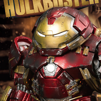 Hulkbuster Iron Man Armor has Arrived from Beast Kingdom