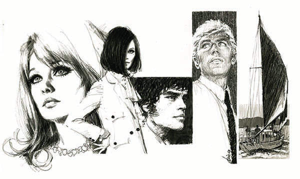 Dynamite to Publish The Art of Luis García Hardcover