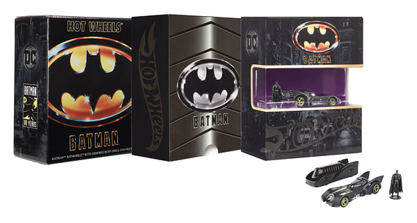 Batman Getting Two New SDCC Exclusives From Mattel