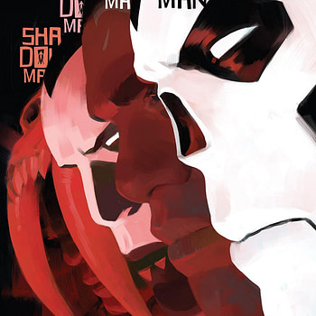 Shadowman #4 cover by Tonci Zonjic