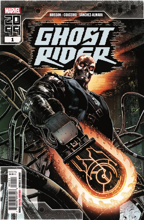 Ghost Rider 2099 #1 [Preview]