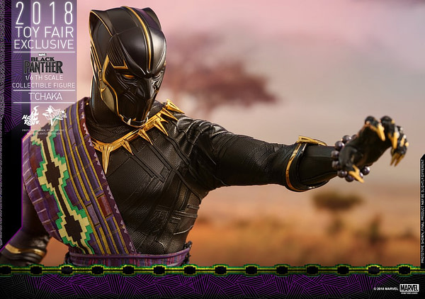 Hot Toys T'Chaka Black Panther 8