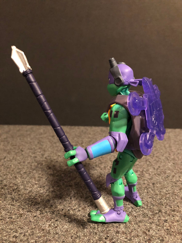 Rise of the TMNT Playmates Figures 10