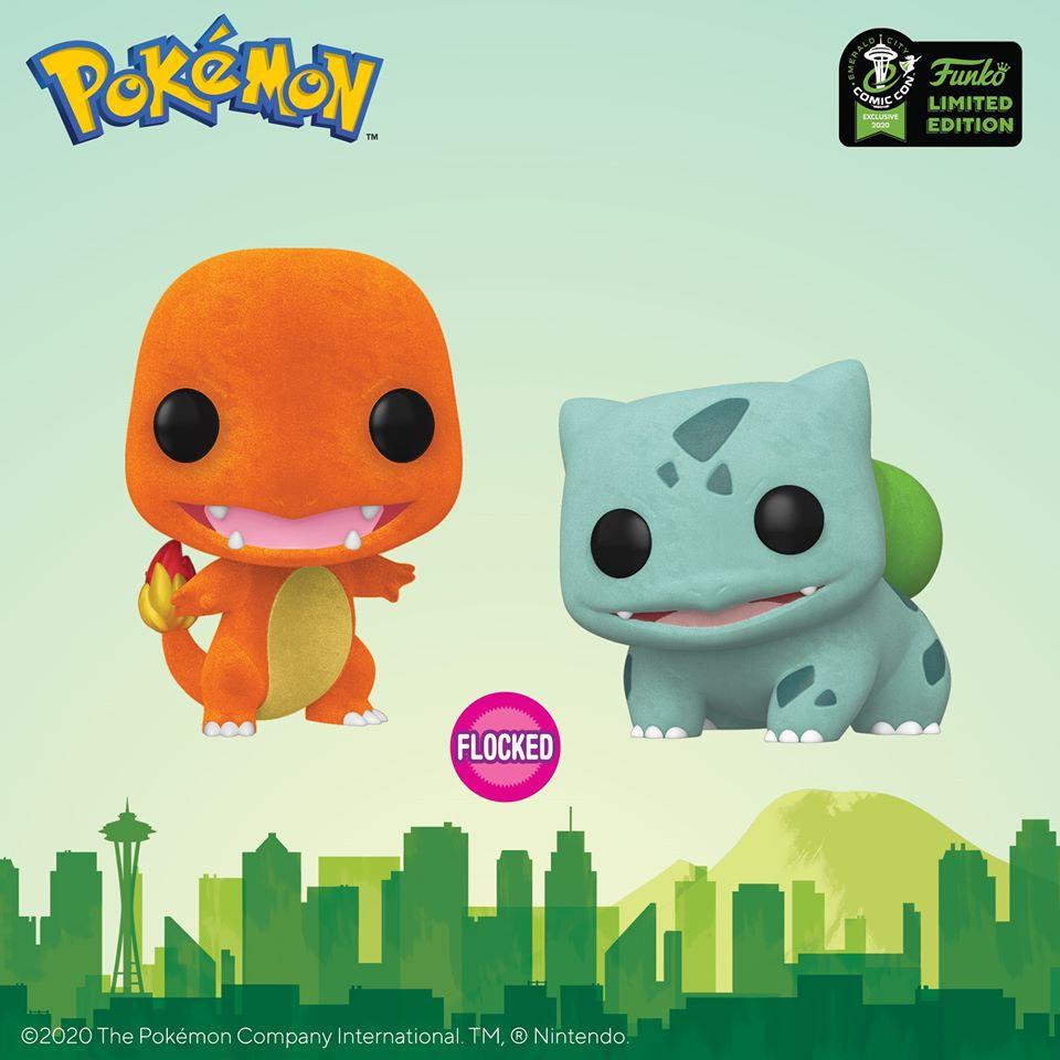 Funko Emerald City Comic Con Reveals - Pokemon