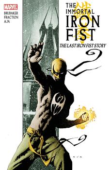 Immortal Iron Fist