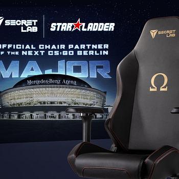 """CS:GO"" StarLadder Major Berlin 2019 Partners With Secretlab"