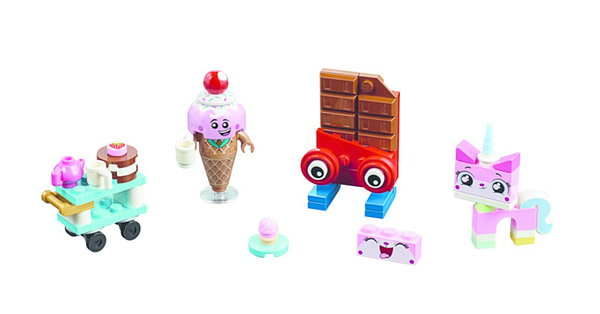 LEGO Movie 2 Unikittys Sweetest Friends 2