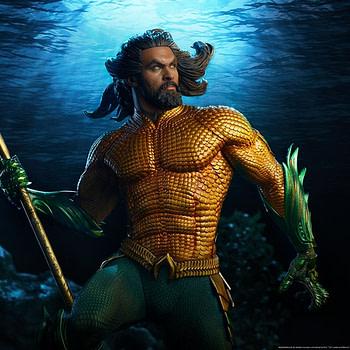 Sideshow Collectibles Premium Format Figure Aquaman 2