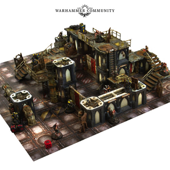 """Necromunda"" Gets New Box-Set Treatment from Games Workshop"