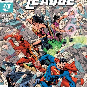 Justice League #40 [Preview]