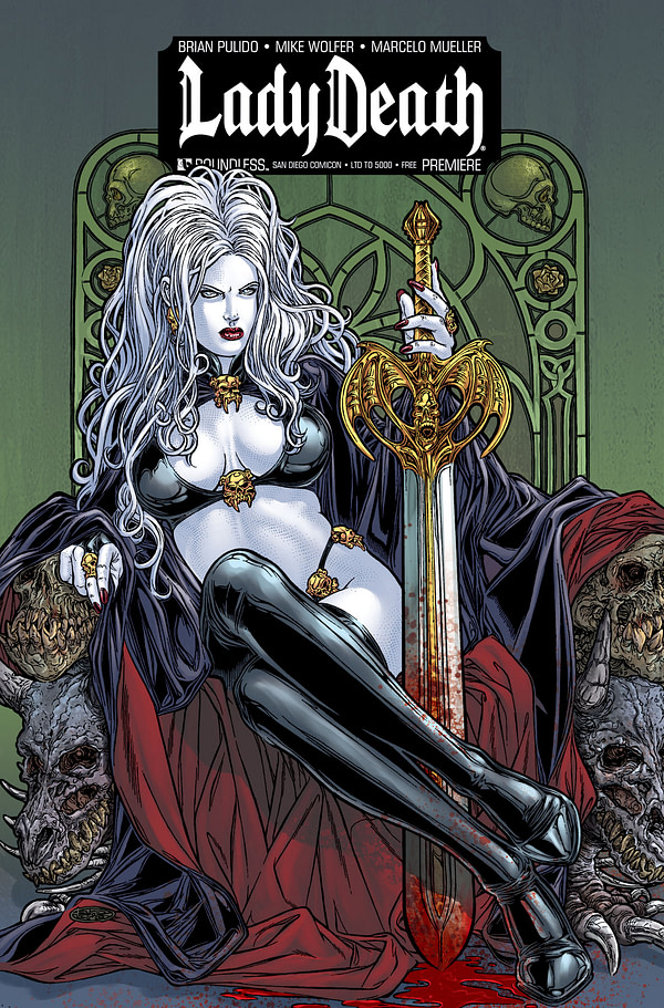 LadyDeathPremiereSDCC