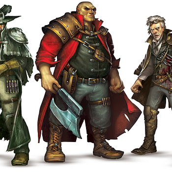 Malifaux Third Edition is Available NOW, FREE, from Wyrd