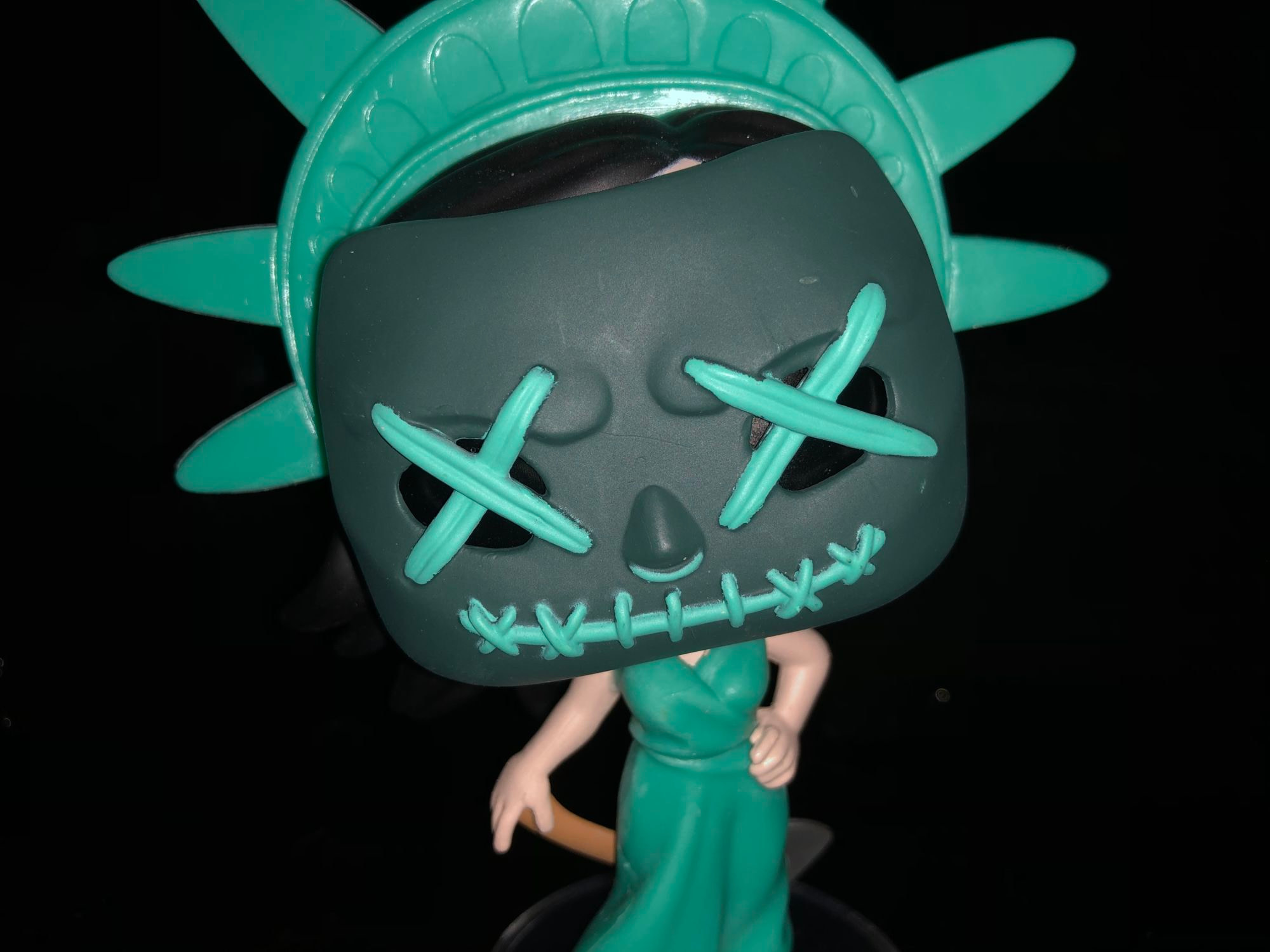 The Purge Gives Us the Deadly Lady Liberty with Funko [Review]