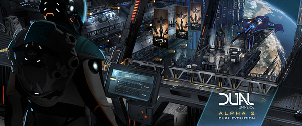 """""""Dual Universe"""" Moves Into Alpha 2 With New Industry Additions"""