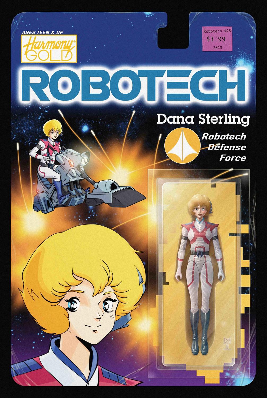 Brendan Fletcher and Elmer Damaso Remix Robotech in New Ongoing Comic