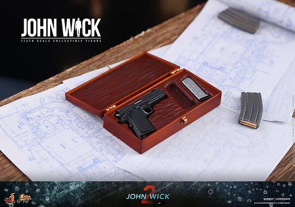 John Wick Hot Toys 7