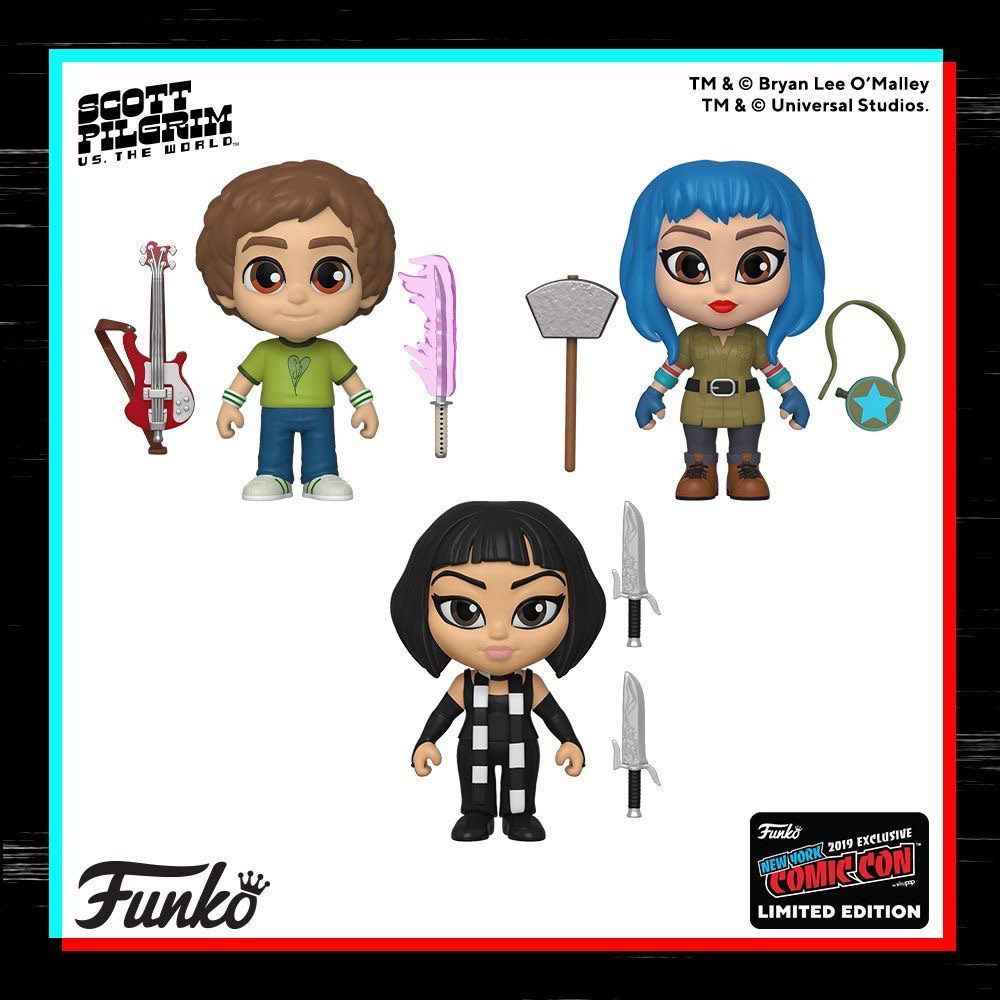 NYCC Funko POP Reveals - Movies and Funko Originals