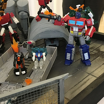 NYCC '19: Hasbro Unveils Transformers - War for Cybertron: Earthrise Figures