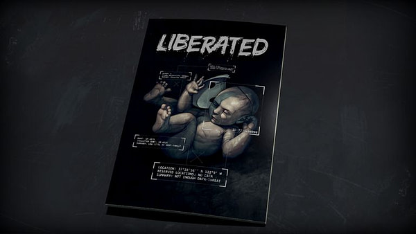 "Atomic Wolf's ""Liberated"" is an Interactive Graphic Novel about the Evils of Technology"