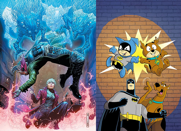 Warren Ellis' Wild Cats and Sholly Fisch's Scooby-Doo Dive Into DC's Multiverse