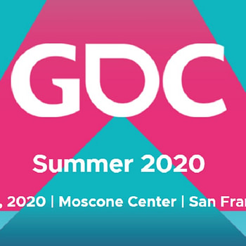 "Game Developers Conference Announces ""GDC Summer"" For August"