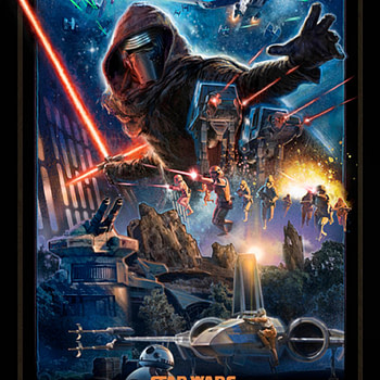 """""""Star Wars: Rise of the Resistence"""" Gets Marching Orders from Disney"""