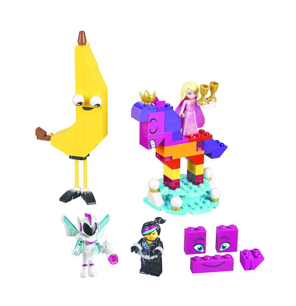LEGO Movie 2 Queen Watevra Wa Nabi 2