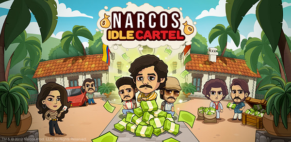 "Tilting Point Announces New Netflix Mobile Game ""Narcos: Idle Cartel"""