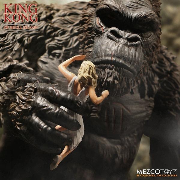 Mezco Toyz King Kong 4
