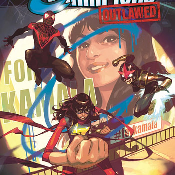Eve Ewing and Simone Di Meo Launch New Champions Series at Marvel