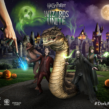 """""""Harry Potter: Wizards Unite"""" Reveals Dark Arts Month Activities"""