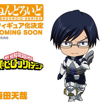 """More """"My Hero Academia"""" Figures on the Way From Good Smile"""