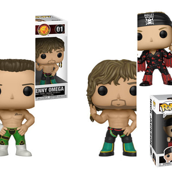 Bullet Club Funko Pop Collage