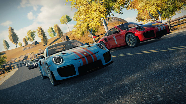 """""""Gear.Club Unlimited 2 Porsche Edition"""" Set To Launch This Week"""