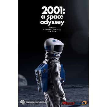 """2001: A Space Odyssey"" Receives a High-End Collectible Figure Suit"