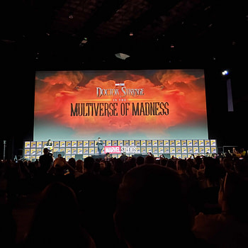 """""""Doctor Strange in the Multiverse of Madness"""" Set for May 7th 2021"""